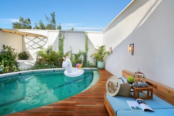 Sini Vie Villa Bali - 1 Bedroom Villa with Private Pool & Jacuzzi Flexible Promo