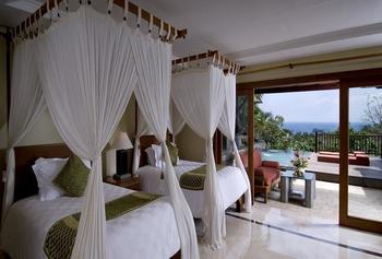 The Villas at Ayana Bali - 2 Bedroom Ocean View Villa (Room Only) Regular Plan