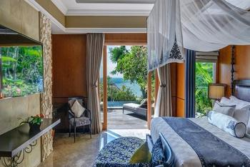 The Villas at Ayana Bali - 1 Bedroom Ocean View Villa (Room Only) Regular Plan