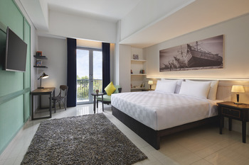 Jambuluwuk Thamrin Hotel Jakarta - Deluxe Room Only Stay Longer Promo