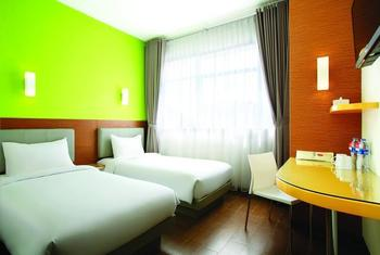 Amaris Hotel Samarinda - Smart Room Queen Staycation Offer Regular Plan