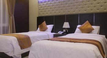 Sapadia Hotel Cirebon Cirebon - Superior Twin Room Regular Plan