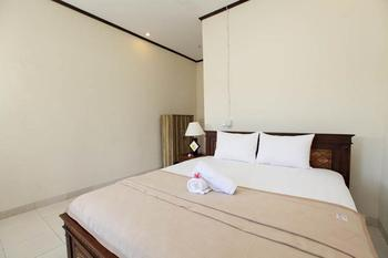 Justhorinbali Dodol Lembongan Cliff Bali - Standard Double Room Regular Plan