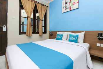 Airy Eco Legian Patimura Gang Melati 2M Kuta Bali - Standard Double Room Only Regular Plan