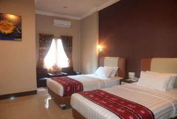 Zaffa Guest House Banjarmasin - Superior Twin Regular Plan