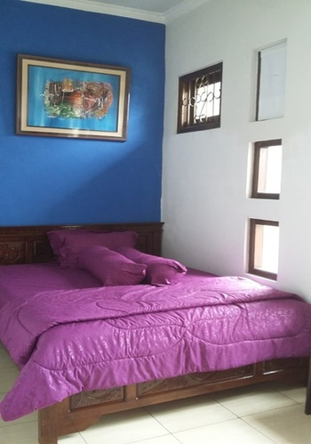 Sakinah Homey Surabaya - Kamar double fan Regular Plan