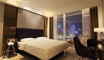 Hotel Santika Premiere Hayam Wuruk - Executive Room Twin Promotion 2020 Regular Plan