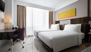 Hotel Santika Premiere Hayam Wuruk - Deluxe Room Twin Special Weekend Offer