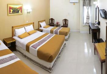 Hotel Mataram 2 Yogyakarta - Big Family Room Regular Plan