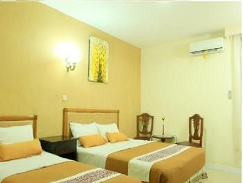 Hotel Mataram 2 Yogyakarta - Family Room 1 Double-Bed 1 Single-Bed BASIC DEALS