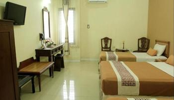Hotel Mataram 2 Yogyakarta - Big Family Room 1 Double-Bed 2 Single-Bed Basic Deal