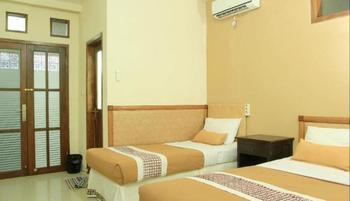 Hotel Mataram 2 Yogyakarta - Kamar paviliun BASIC DEALS