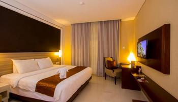 Gallery Prawirotaman Hotel Jogja - Deluxe Room Only Promo Stay Hepi