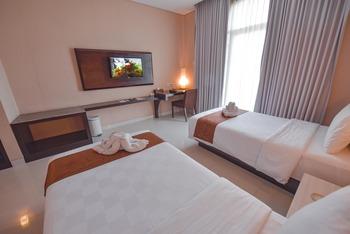 Gallery Prawirotaman Hotel Jogja - Superior Room Only Promo Safecation