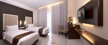 Gallery Prawirotaman Hotel Jogja - Superior Room Basic Promo