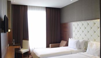 Grand Tebu Hotel by Willson Hotels Bandung - Superior Room Regular Plan