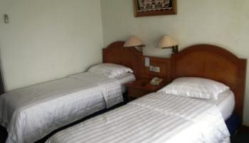 Hotel Marcopolo Lampung - Deluxe Twin Bed Room Only Regular Plan