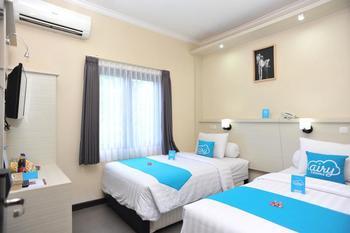 Airy Jimbaran Kedonganan Bypass Ngurah Rai 99X Bali - Standard Twin Room Only Special Promo Oct 33