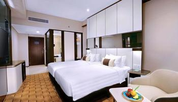 The Alts Palembang - Deluxe Double Promo Hepi