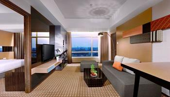 The Alts Palembang - Junior Suite Room Regular Plan