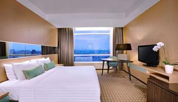 Grand Zuri Palembang - Junior Suite Room PALEMBANG Pegipegi Promotion