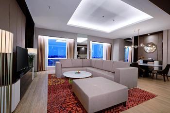 The Alts Palembang - President Suite Regular Plan