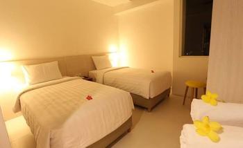 Hotel Fovere Bandara Semarang Semarang - Standard Twin Regular Plan
