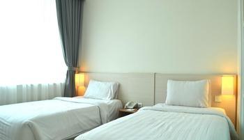 Hotel Fovere Bandara Semarang Semarang - Standard Twin 1 person Regular Plan