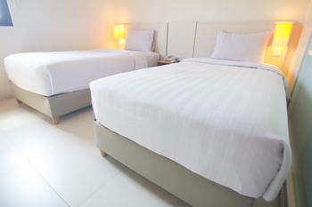 Hotel Fovere Bandara Semarang by Conary Semarang - Standard Twin - Room Only Regular Plan