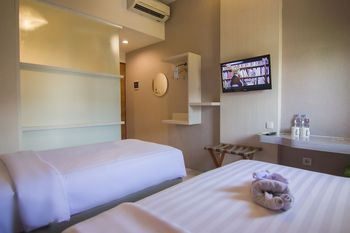 Hotel Fovere Bandara Semarang by Conary Semarang - Standard Twin - Room Only Regular Plan