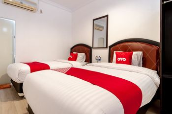 OYO 1507 Doriyu Homestay Medan - Standard Twin Room Regular Plan
