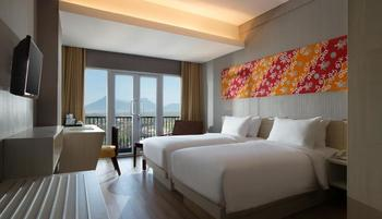 Hotel Santika Banyuwangi - Deluxe Room Twin Regular Plan