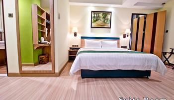 Green Batara Hotel Bandung - Junior Suite With Breakfast Regular Plan