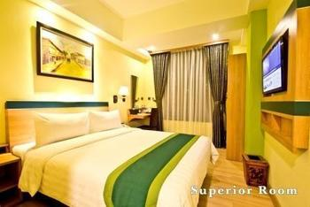Green Batara Hotel Bandung - Superior Room Only Longstay Deals!