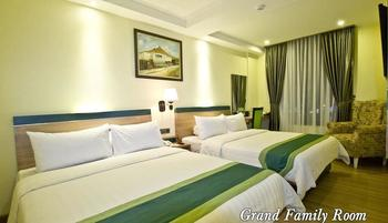 Green Batara Hotel Bandung - Grand Family Room Only Longstay Deals!