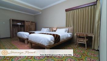 Shanaya Resort Malang Malang - Singhasari River Side Regular Plan