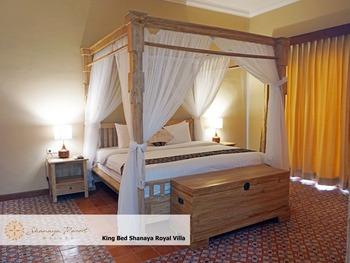 Shanaya Resort Malang Malang - Shanaya Royal Villa Regular Plan