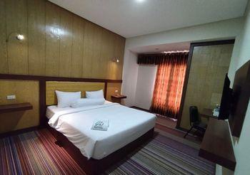 GS Lampung Culture Bandar Lampung - Deluxe Double Regular Plan