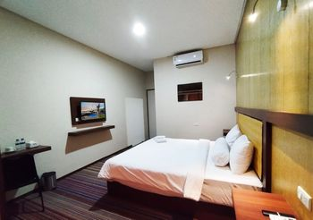 GS Lampung Culture Bandar Lampung - Siger Room Regular Plan