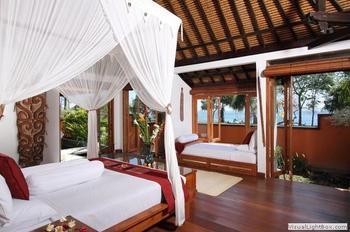 Ganesha Coral Reef Villas Bali - Garden View Room #WIDIH