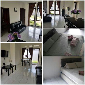 Nirwana Highland @ Sentul City Bogor - Home For 10 Pax Regular Plan