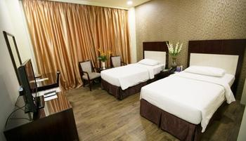 Hotel Narita  Tangerang - Deluxe Room onlly,2 Tempat Tidur Twin Regular Plan