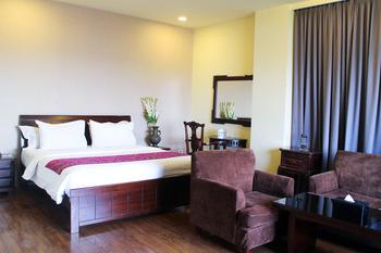 Hotel Narita  Tangerang - VIP  Room With Breakfast,1 Tempat Tidur King Regular Plan