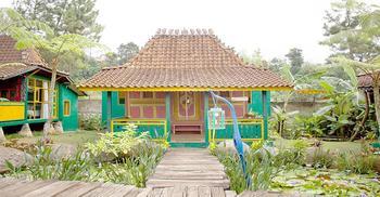 Jadul Village Resort & Spa Bandung - Teratai Room Regular Plan