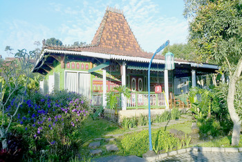 Jadul Village Resort & Spa Bandung - Joglo Deluxe Regular Plan