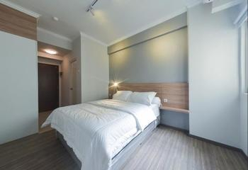 The Suites Metro Apartment By Indah Bandung - Studio Standard - Room Only Regular Plan
