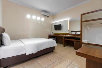 Kalimasada Hotel & Resto Bandung - Deluxe Room Only Regular Plan