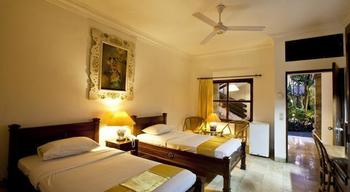 Sari Bunga Hotel Bali - Deluxe Room with breakfast  Regular Plan