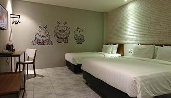Nite & Day Surabaya - Kedungdoro Surabaya - Moonlite Nite Room Only Regular Plan