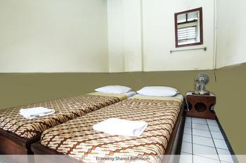 Delta Homestay Yogyakarta - Ekonomi Twin Fan Shared Bathroom No TV Ramadhan Promo